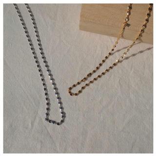 ビューティアンドユースユナイテッドアローズ(BEAUTY&YOUTH UNITED ARROWS)のあみさま専用 MAISON ARKI  Petal chain necklace(ネックレス)