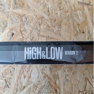 エグザイル トライブ(EXILE TRIBE)のHiGH & LOW SEASON2 完全版BOX DVD(TVドラマ)