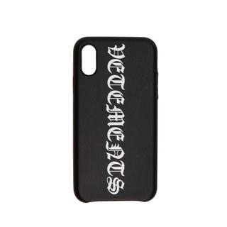 バレンシアガ(Balenciaga)のVETEMENTS iPhone XS Max case(iPhoneケース)