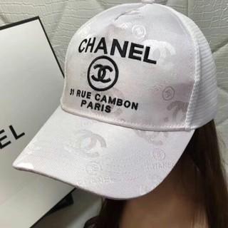 シャネル(CHANEL)のCHANEL  キャップ  新品(キャップ)