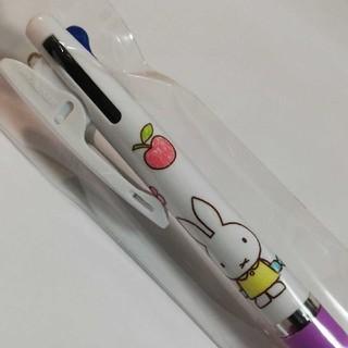ミツビシエンピツ(三菱鉛筆)のミッフィー ジェットストリーム 3色ボールペン miffy JETSTREAM(ペン/マーカー)