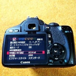 キヤノン(Canon)のキヤノンデジタル一眼カメラEOSkissx4(デジタル一眼)