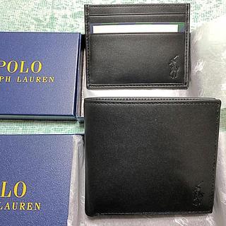 ポロラルフローレン(POLO RALPH LAUREN)のラルフローレン 財布 カードケース(折り財布)