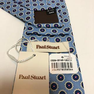 ポールスチュアート(Paul Stuart)のポール スチュアート(Paul Stuart)  ネクタイ  新品 未使用 (ネクタイ)