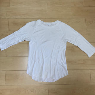ビューティアンドユースユナイテッドアローズ(BEAUTY&YOUTH UNITED ARROWS)のBEAUTY&YOUTH 七分丈ワッフルカットソー(Tシャツ/カットソー(七分/長袖))