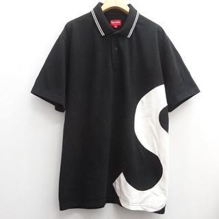 シュプリーム(Supreme)のシュプリーム SUPREME 19SS S LOGO POLO ポロシャツ(ポロシャツ)