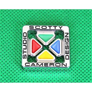 スコッティキャメロン(Scotty Cameron)のSC★2014 ラッキークローバー★マルチカラーマーカー(その他)