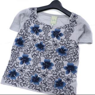 ニット Tシャツ 汚れ多数あります。(ニット/セーター)