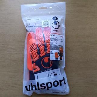 ウールシュポルト(uhlsport)の新品キーパーグローブ(6)uhlsport(その他)
