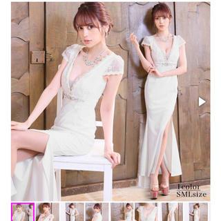 dazzy store - ゴージャスビジュータイトロングドレス デイジーストア  キャバドレス ロング