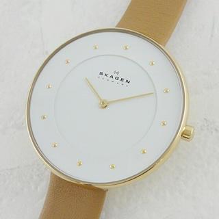 スカーゲン(SKAGEN)のchelly様専用 スカーゲンレディース(腕時計)