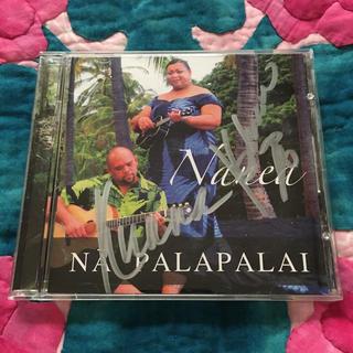 ハワイアンCD NA PALAPALAI NANEA フラダンス ホイケ (ワールドミュージック)