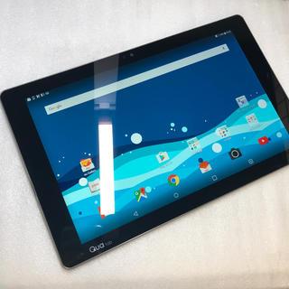 エルジーエレクトロニクス(LG Electronics)のau Qua tab PZ LGT32 ジャンク aki485(タブレット)