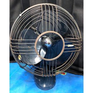 シャープ(SHARP)のSHARP レトロ扇風機 レア デスクファン EF-37(扇風機)
