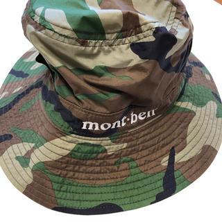 モンベル(mont bell)のmont-bell 帽子(ハット)