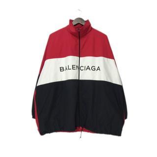 バレンシアガ(Balenciaga)のバレンシアガBALENCIAGA■18AWトラックスーツナイロンジャケット(ブルゾン)