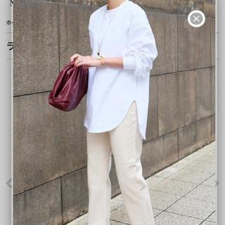 ドゥーズィエムクラス(DEUXIEME CLASSE)のマチャット ラウンドヘムロングTシャツ(Tシャツ(長袖/七分))