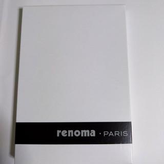 レノマ(RENOMA)のrenoma レノマ ミニタオル(タオル/バス用品)