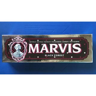マービス(MARVIS)のmarvis 歯磨き粉 75ml 日本未入荷(歯磨き粉)