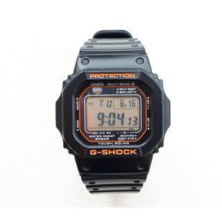 最終※美品 G-SHOCK GW-M5610R タフソーラー スピード オレンジ(腕時計(デジタル))