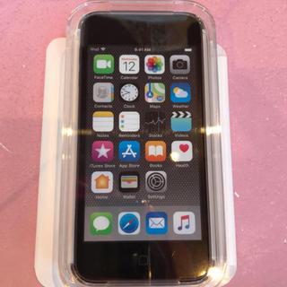アイポッドタッチ(iPod touch)のiPod touch 128GB gray グレー MKWU2J/A(ポータブルプレーヤー)