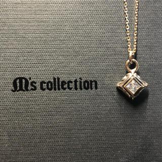 エムズコレクション(M's collection)の値下げ☆M's collection k10 ネックレス エムズコレコション(ネックレス)