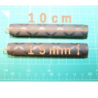 ラインブレーカー かな15mm 2本セット ラインの締め具に最適!!(釣り糸/ライン)