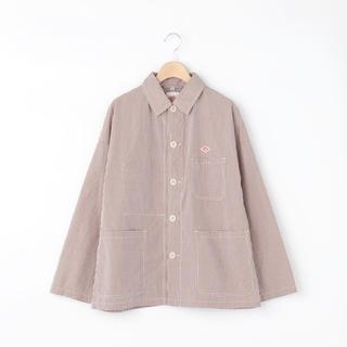 ダントン(DANTON)のDANTON カバーオールシャツジャケット(ブルゾン)