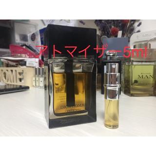 クリスチャンディオール(Christian Dior)のDior Homme intense 5ml(香水(男性用))