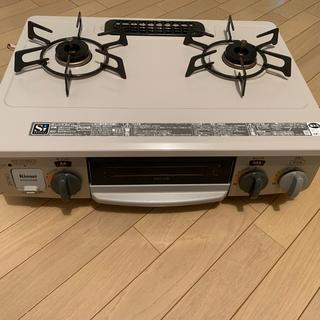 リンナイ(Rinnai)のリンナイ ガスコンロ◆Rinnai◆KGM33NBER(調理機器)