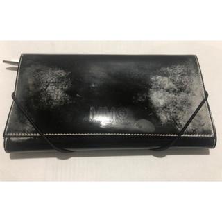 エムエムシックス(MM6)のMM6 マルタンマルジェラ シルバー 財布(財布)