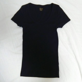 ナチュラルビューティーベーシック(NATURAL BEAUTY BASIC)のナチュラルビューティーベーシック UネックTシャツ(Tシャツ(半袖/袖なし))