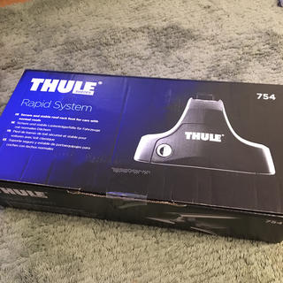 スーリー(THULE)のスーリー ラピッドシステム 754(車外アクセサリ)