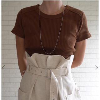 etre tokyo ランダムリブプルオーバー(Tシャツ(半袖/袖なし))