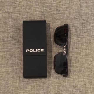ポリス(POLICE)のPOLICE サングラス 偏光レンズ(サングラス/メガネ)