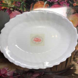 ヤマザキセイパン(山崎製パン)のヤマザキ 春のパンまつり レトロ?楕円皿 6枚【貴重】(食器)