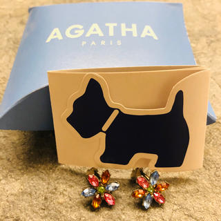 アガタ(AGATHA)のアガタ AGATHA イヤリング カラフル(イヤリング)