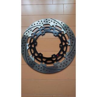 サンスター(SUNSTAR)のサンスタープレミアムレーシング320パイ、ホール&スリット【送料無料】(パーツ)