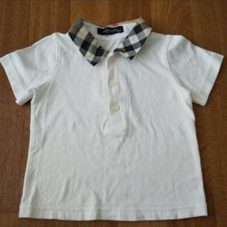 BURBERRY - バーバリー シャツ 80