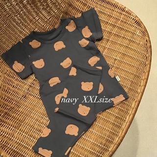 ベビーギャップ(babyGAP)の新品 韓国子供服 aosta くまさんパジャマ くま パジャマ ホームウエア(パジャマ)