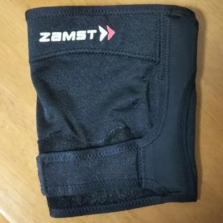 ザムスト(ZAMST)のZAMST ザムスト 膝用サポーター 左右兼用 サイズLL RK-2  ユーズド(その他)