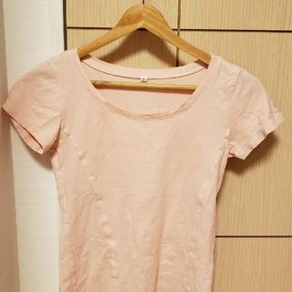 ディーエイチシー(DHC)のDHC Tシャツ ピンク(Tシャツ(半袖/袖なし))