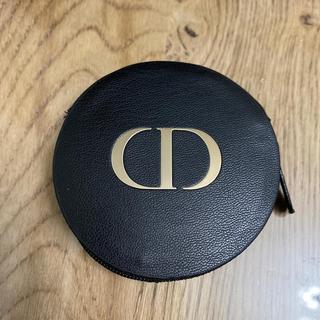 クリスチャンディオール(Christian Dior)のディオール コインケース ブラック 小銭入れ 小物入れ(コインケース)