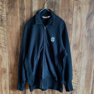 グッドイナフ(GOODENOUGH)の【GOOD ENOUGH】90s ZIP UP SWEAT JACKET OLD(スウェット)