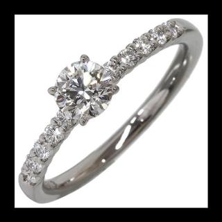 タサキ(TASAKI)のTASAKI ダイヤモンドリング pt950(リング(指輪))
