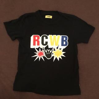 ロデオクラウンズワイドボウル(RODEO CROWNS WIDE BOWL)のRCWB Tシャツ kids (Tシャツ/カットソー)