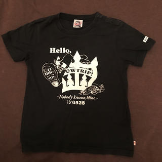ロデオクラウンズワイドボウル(RODEO CROWNS WIDE BOWL)のちなつか様専用 RCWB kids Tシャツ (Tシャツ/カットソー)