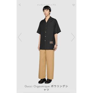 グッチ(Gucci)の20SS  グッチ Gucci Orgasmique  ボウリングシャツ(シャツ)