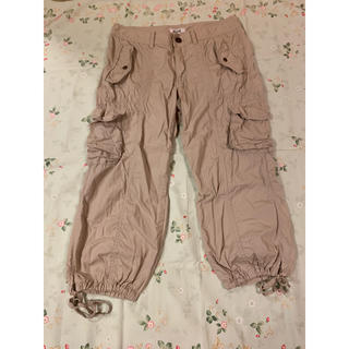 アルファキュービック(ALPHA CUBIC)のアルファキュービック/ パンツ ズボン ベージュ 綿(カジュアルパンツ)