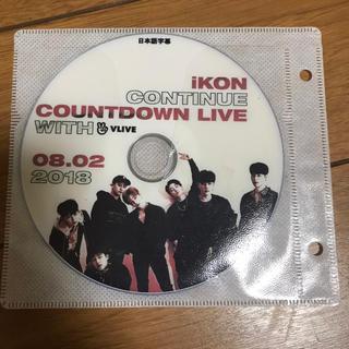アイコン(iKON)のiKON countdown Live(ミュージック)